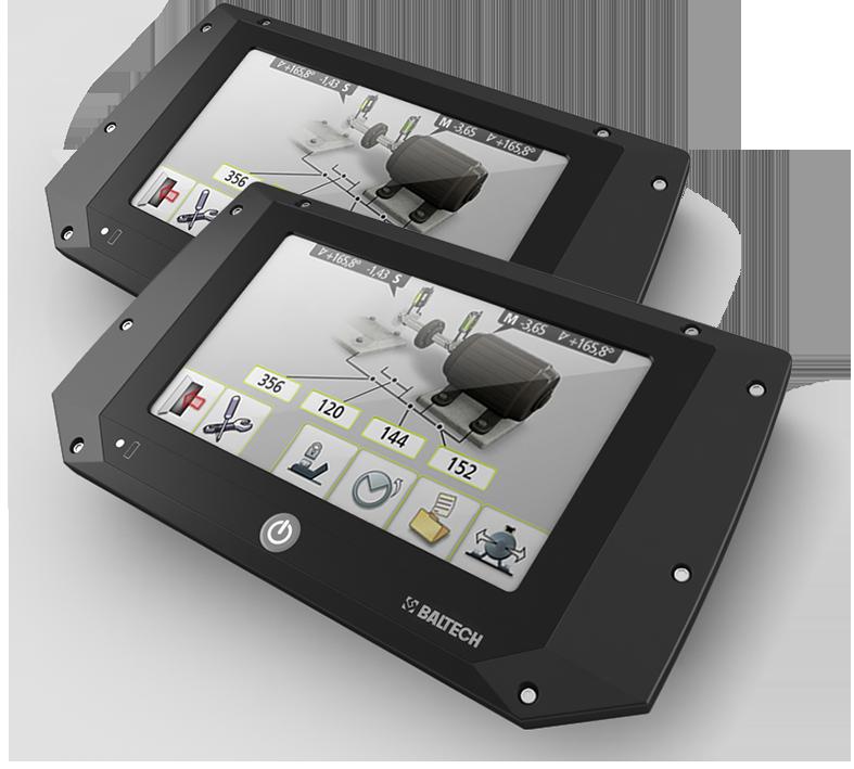 Система лазерной центровки BALTECH SA-4600