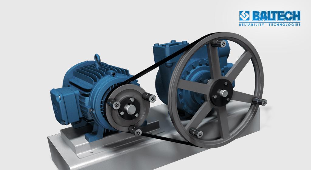 Приспособление для центровки шкивов ременных передач «КВАНТ-Шкив-II»